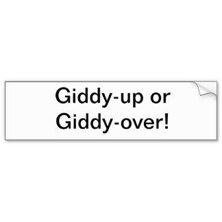 giddyup